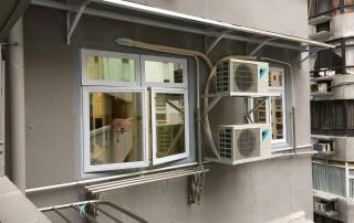 檢驗及更換鋁窗